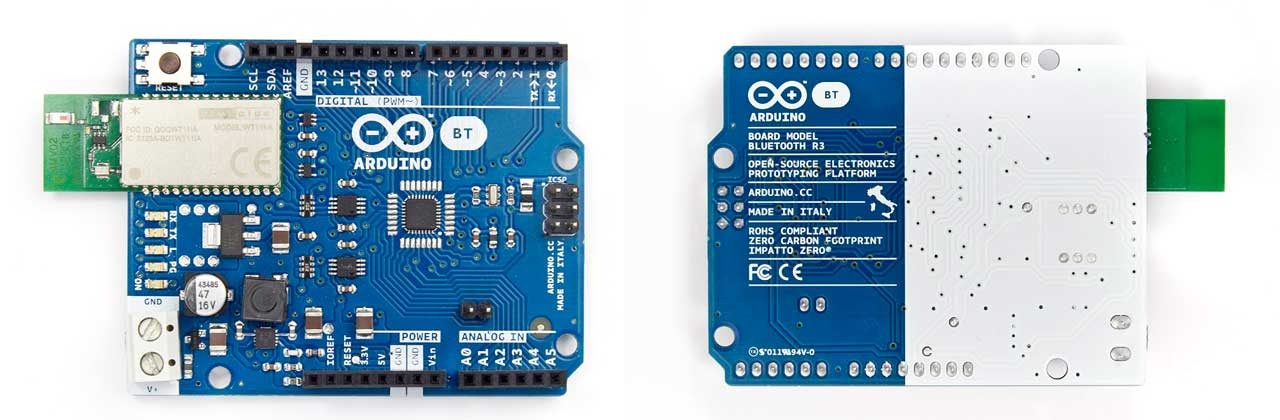Платформа Arduino BT (Bluetooth)